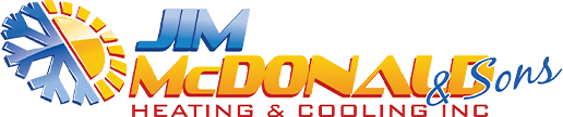 Jim McDonald & Sons Heating and Cooling Inc